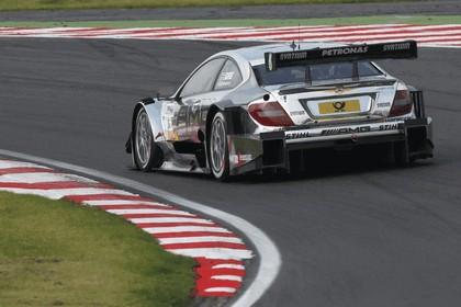 2012 Mercedes-Benz C-klasse coupé DTM - Brands Hatch 10