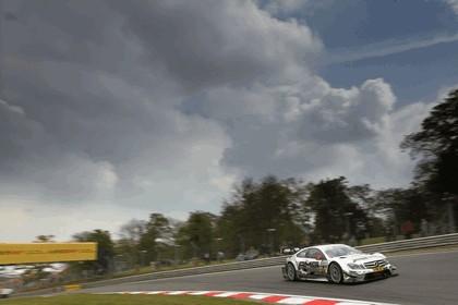 2012 Mercedes-Benz C-klasse coupé DTM - Brands Hatch 15