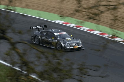 2012 Mercedes-Benz C-klasse coupé DTM - Brands Hatch 19
