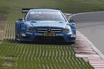 2012 Mercedes-Benz C-klasse coupé DTM - Brands Hatch 21