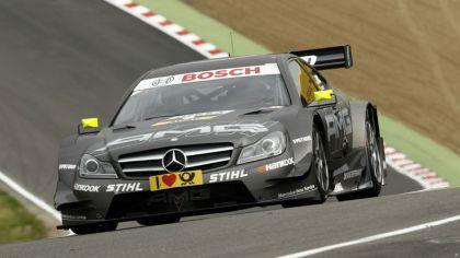 2012 Mercedes-Benz C-klasse coupé DTM - Brands Hatch 8