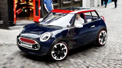 2012 Mini Rocketman concept - London 2012 Games 7
