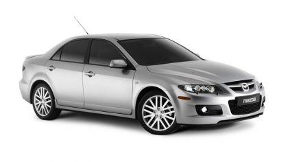 2006 Mazda Mazdaspeed 6 2