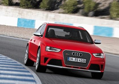 2012 Audi RS4 Avant - Spielberg circuit 1