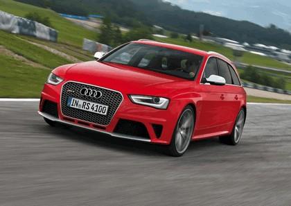 2012 Audi RS4 Avant - Spielberg circuit 4