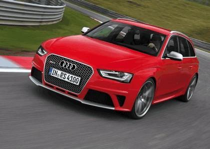2012 Audi RS4 Avant - Spielberg circuit 5