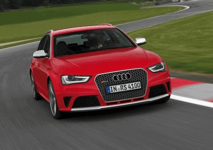 2012 Audi RS4 Avant - Spielberg circuit 6