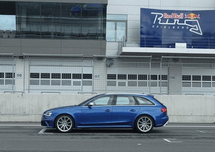 2012 Audi RS4 Avant - Spielberg circuit 11