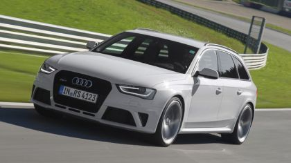 2012 Audi RS4 Avant - Spielberg circuit 2