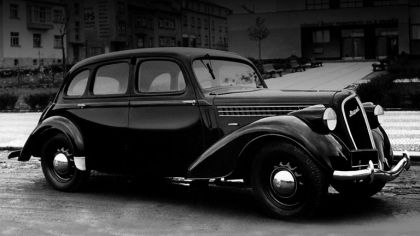 1938 Skoda Rapid OHV 7