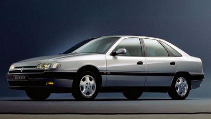 1992 Renault Safrane RXE 8