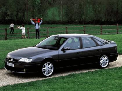 1993 Renault Safrane Bi-Turbo 1