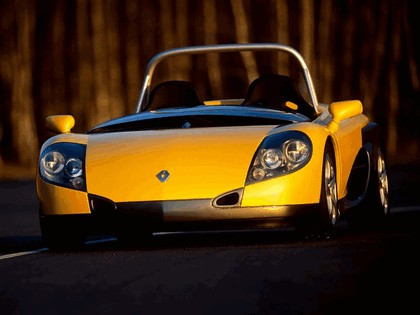 1995 Renault Spider 6