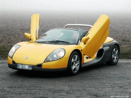 1995 Renault Spider 8