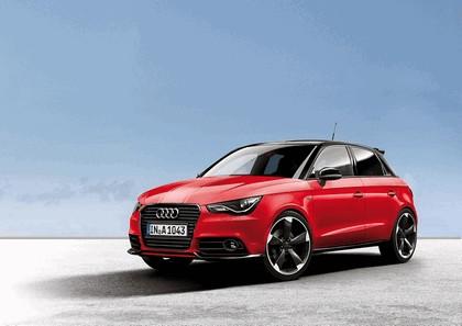 2012 Audi A1 Sportback Amplified 1