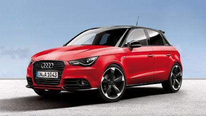 2012 Audi A1 Sportback Amplified 6