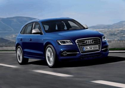 2013 Audi SQ5 TDI 8