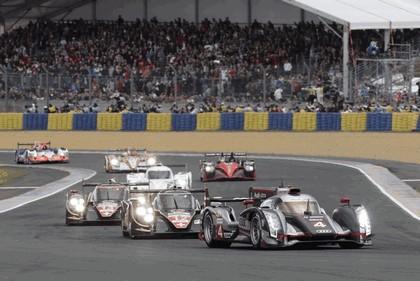 2012 Audi R18 - Le Mans 24 hours 1