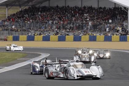 2012 Audi R18 - Le Mans 24 hours 2