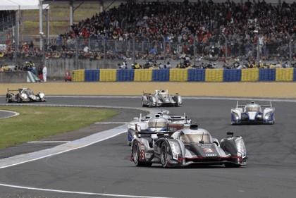 2012 Audi R18 - Le Mans 24 hours 3