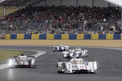 2012 Audi R18 - Le Mans 24 hours 4