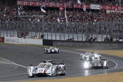2012 Audi R18 - Le Mans 24 hours 7