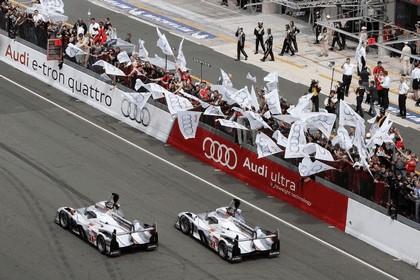 2012 Audi R18 - Le Mans 24 hours 9