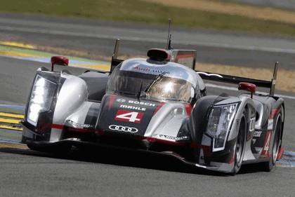 2012 Audi R18 - Le Mans 24 hours 10