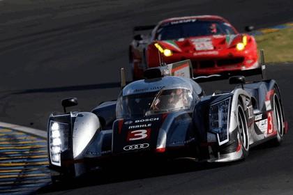 2012 Audi R18 - Le Mans 24 hours 11
