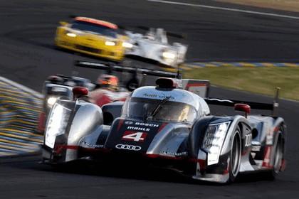 2012 Audi R18 - Le Mans 24 hours 12
