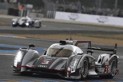 2012 Audi R18 - Le Mans 24 hours 13