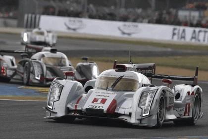 2012 Audi R18 - Le Mans 24 hours 15