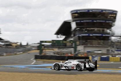 2012 Audi R18 - Le Mans 24 hours 16