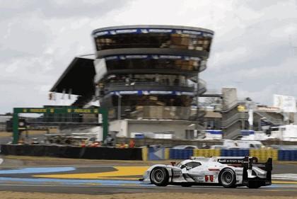 2012 Audi R18 - Le Mans 24 hours 17