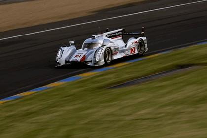 2012 Audi R18 - Le Mans 24 hours 20