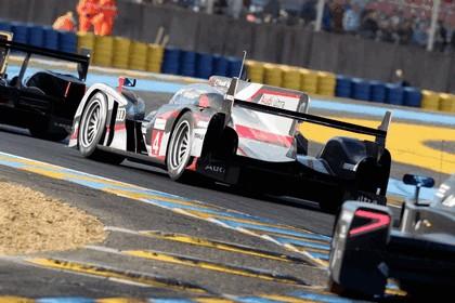 2012 Audi R18 - Le Mans 24 hours 21