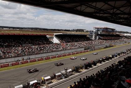 2012 Audi R18 - Le Mans 24 hours 22