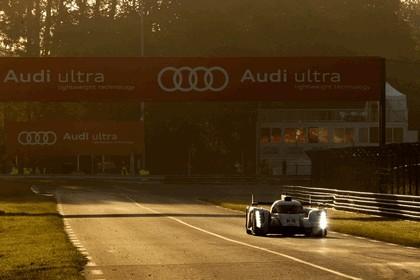 2012 Audi R18 - Le Mans 24 hours 25