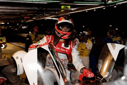2012 Audi R18 - Le Mans 24 hours 30