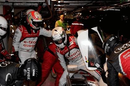 2012 Audi R18 - Le Mans 24 hours 34