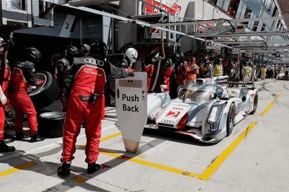 2012 Audi R18 - Le Mans 24 hours 36