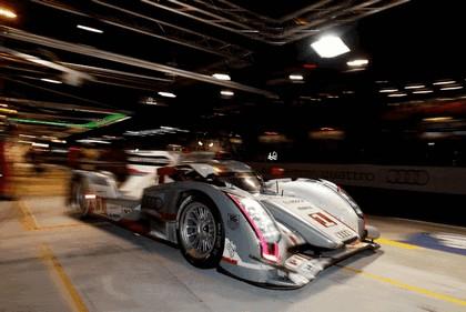 2012 Audi R18 - Le Mans 24 hours 37
