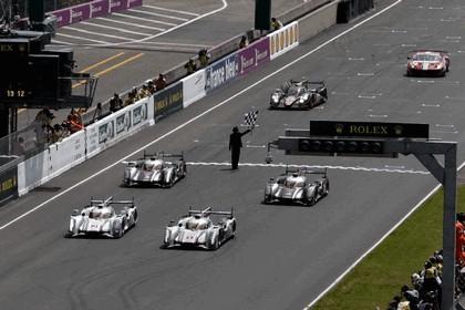 2012 Audi R18 - Le Mans 24 hours 39