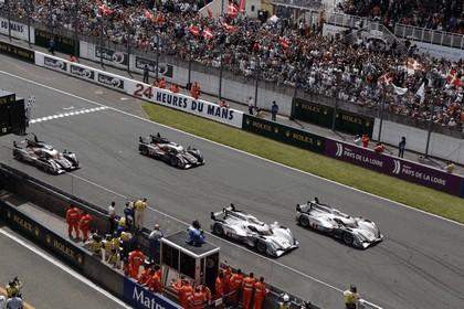 2012 Audi R18 - Le Mans 24 hours 40