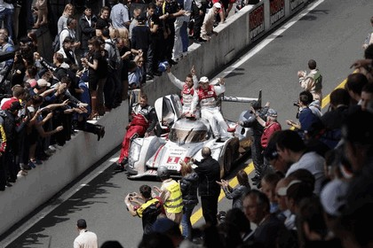 2012 Audi R18 - Le Mans 24 hours 42