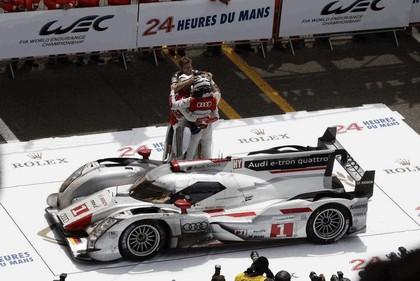 2012 Audi R18 - Le Mans 24 hours 43