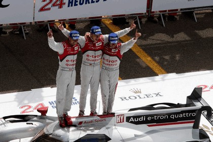 2012 Audi R18 - Le Mans 24 hours 44