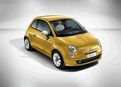 2012 Fiat 500 Color Therapy 2