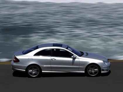 2006 Mercedes-Benz CLK63 AMG 2