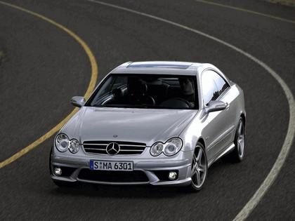 2006 Mercedes-Benz CLK63 AMG 3
